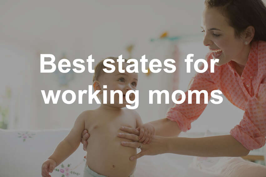 Scroll to see the top states for working moms in 2020. Visit WalletHub for the full report.