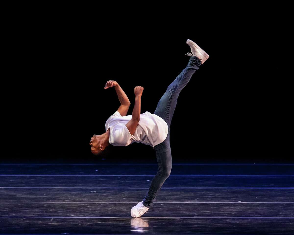 Street dancer Lil Buck -- whose performance alongside Yo-Yo Ma of
