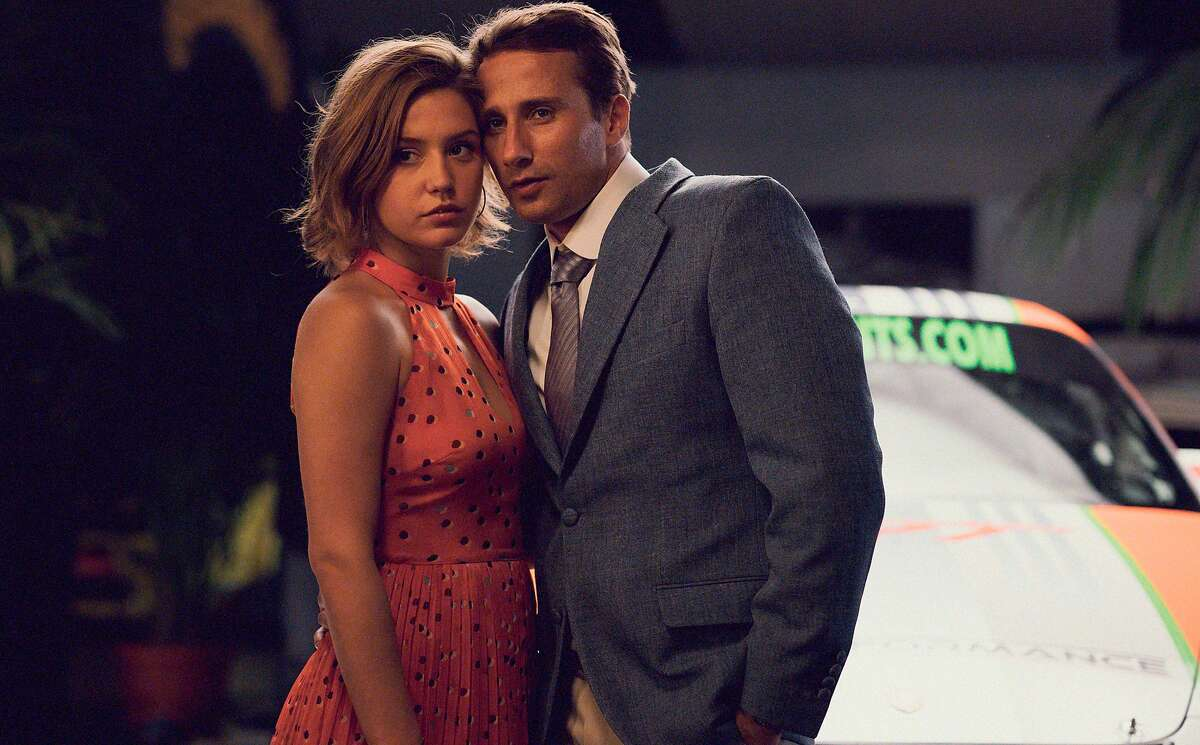 """Adele Exarchopoulos and Matthias Schoenaerts in """"Racer and the Jailbird."""""""