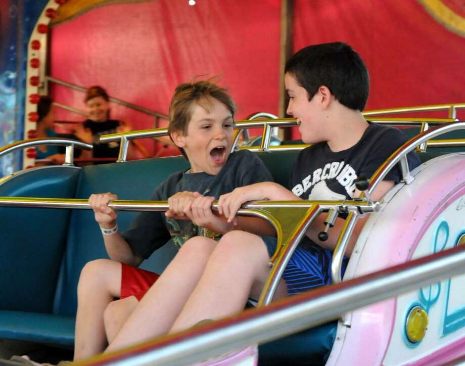 The Danbury City Fair kicks off this Friday and runs through June 7. Find out more.  Photo: Lisa Weir / The News-Times Freelance