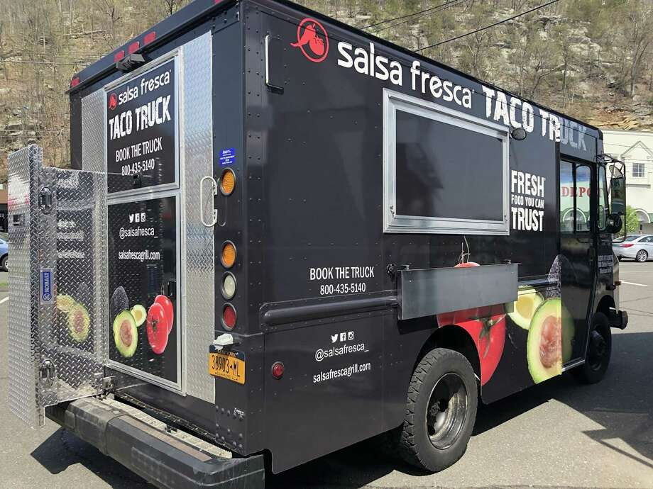 Salsa Fresca Mexican Grill, a food franchise based in Danbury, recently launched a food truck that will be at events throughout the region. Photo: Contributed Photo / The News-Times Contributed