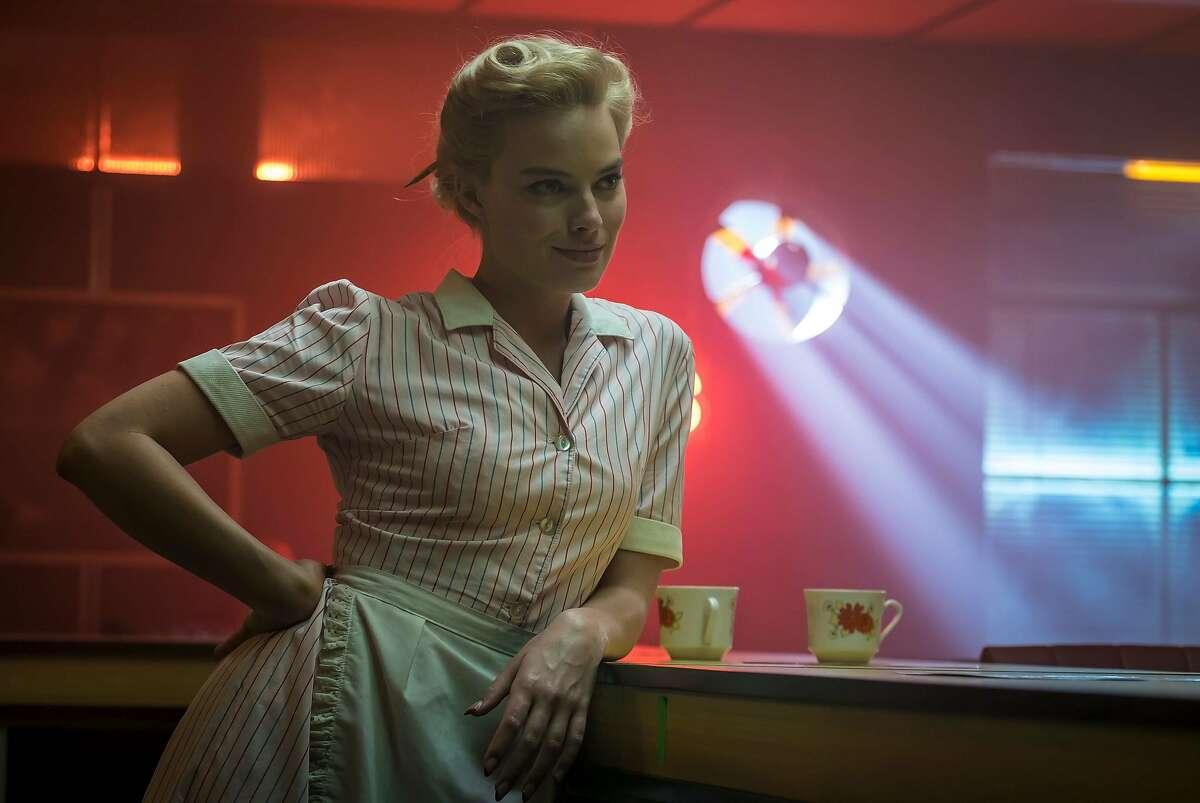 """Margot Robbie in the thriller """"Terminal"""""""