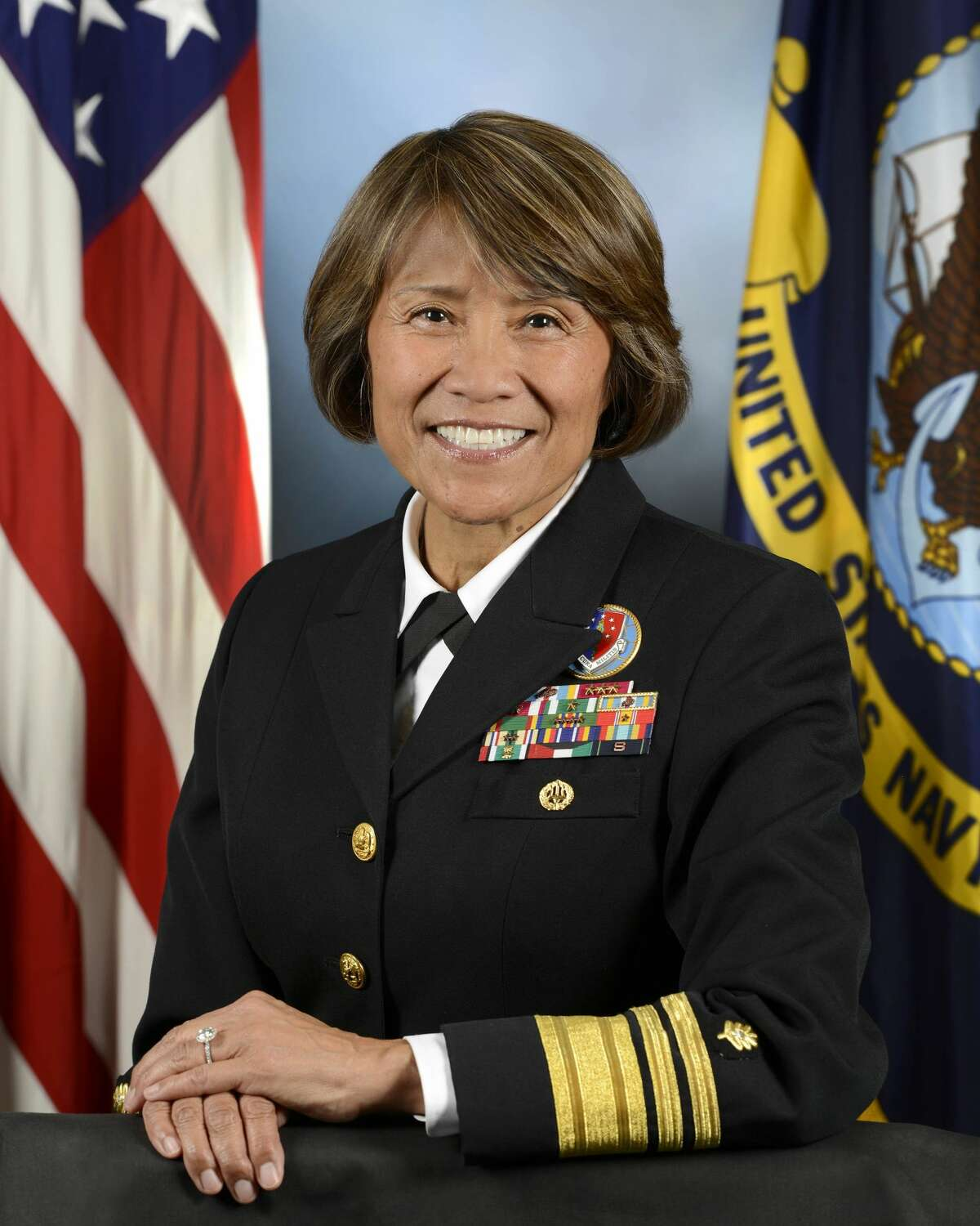 University of Texas Commencement speaker: Raquel C. Bono, a vice admiral in the U.S. Navy and UT alumnus. Date:May 18-19, 2018