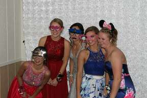 Ubly High School students grabbed their dancing shoes and went all out for their prom celebration Friday night.