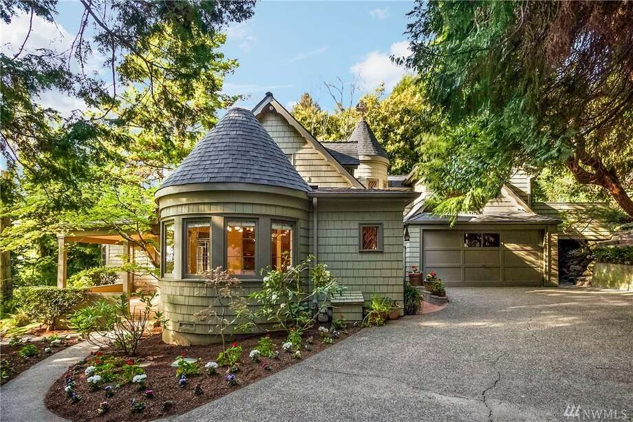 2830 46th Ave. W., listed for $2,300,000. See the full listing below. Photo: HD Estates