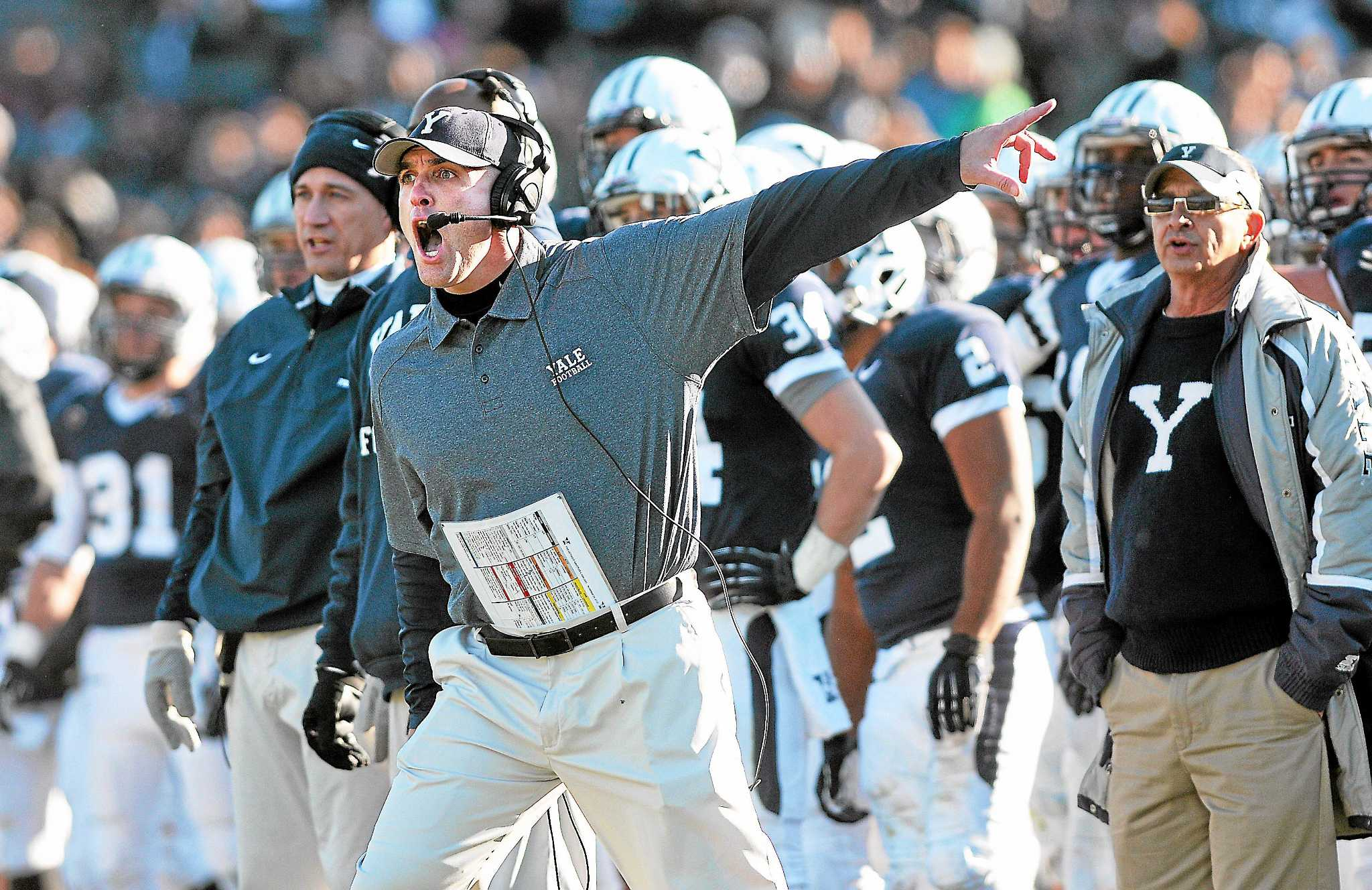 Incoming Yale Football Recruiting Class Filled With