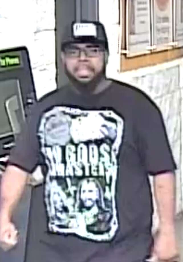 Pasadena police are searching for a suspect who allegedly took photos of several women in two different store dressing rooms in March. Photo: Pasadena Police Department