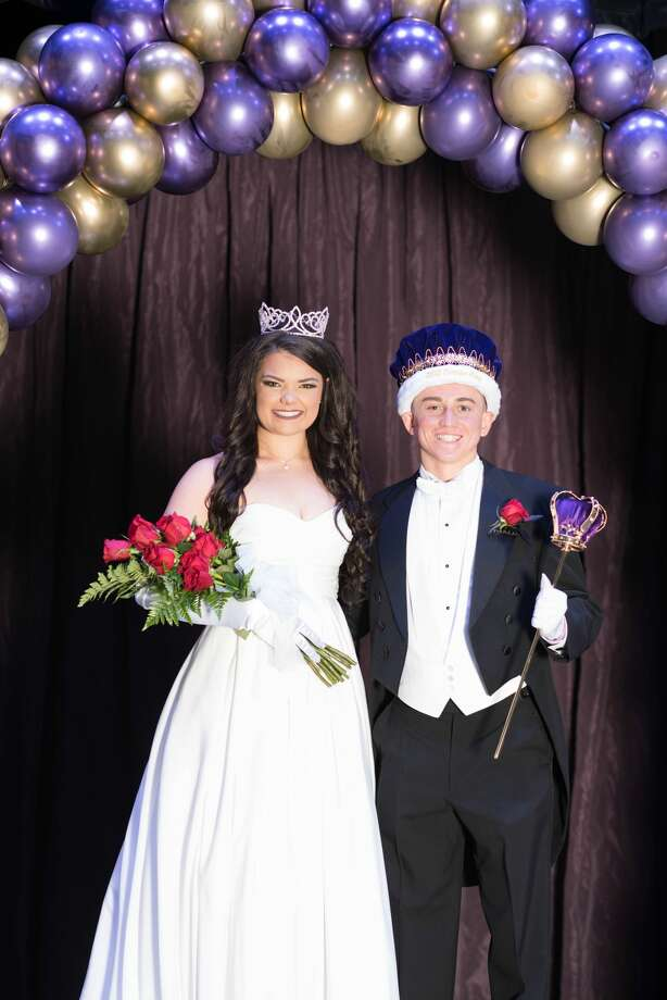 Queen Camryn Jordan and King Sam Hullender Photo: Photos Courtesy Of Ali Slaughter Photography
