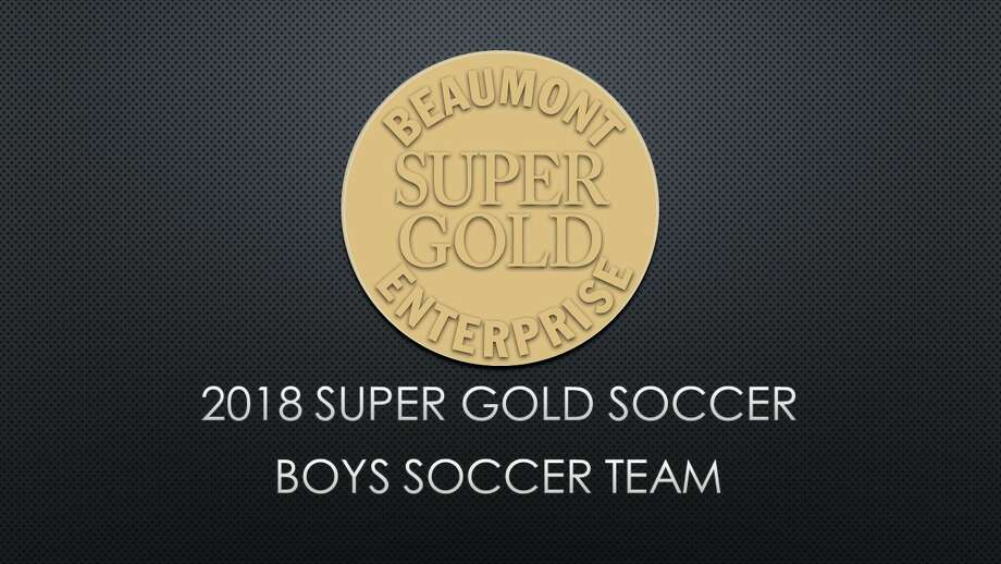 Which players should make the 2018 Beaumont Enterprise Super Gold Boys Soccer 'Fan Favorites' team, presented by Mid County Chrysler Dodge Jeep Ram and Fiat?