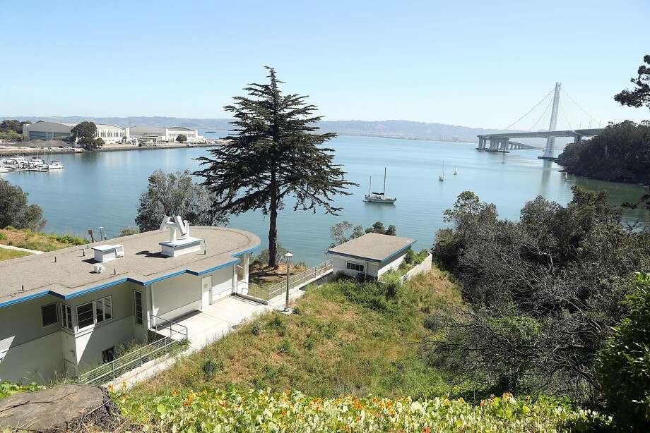 Clipper Cove along Treasure Island in San Francisco, CA on Monday, May 7, 2018. Photo: Scott Strazzante / The Chronicle