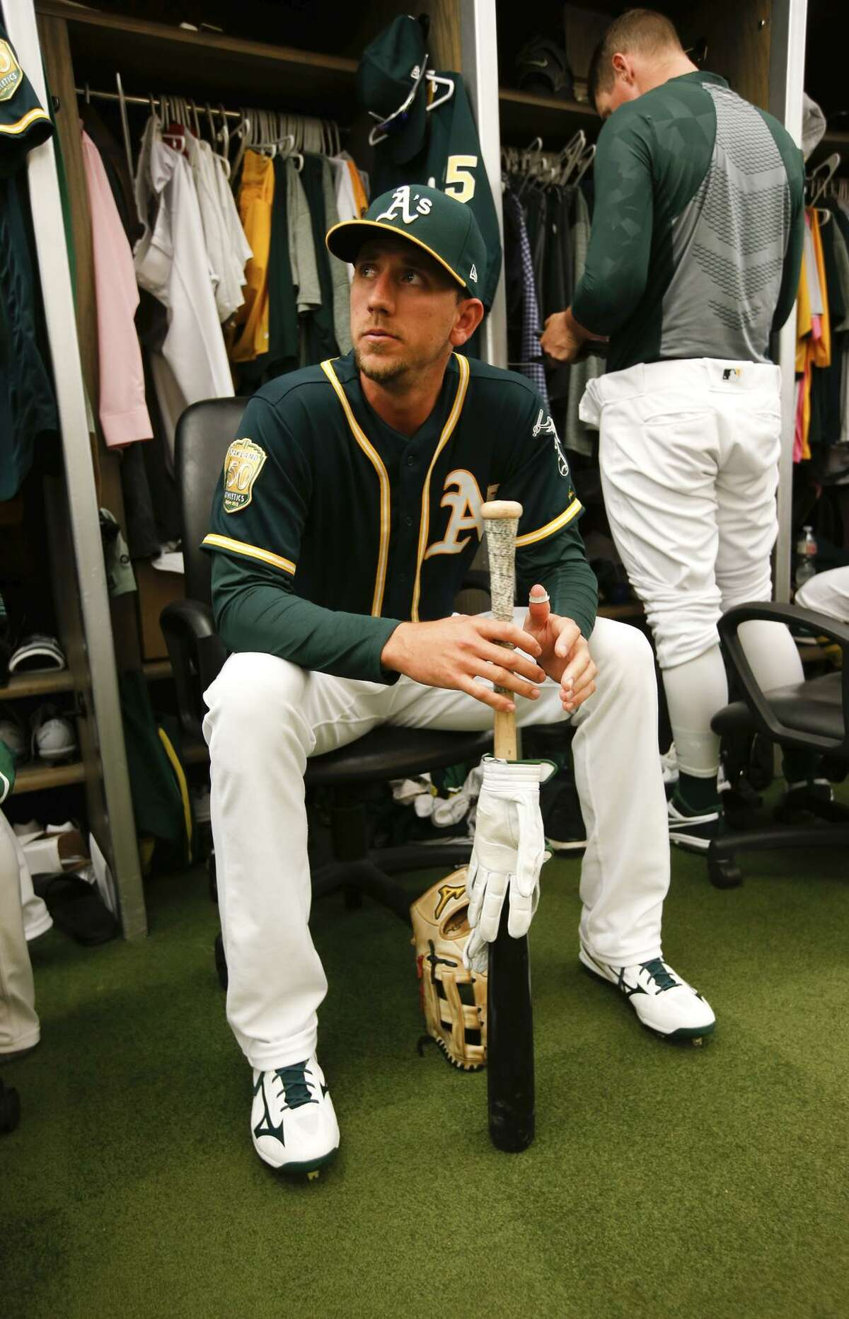 A's outfielder Stephen Piscotty lost his mother Gretchen to ALS on Sunday night at age 55. Stephen and the team have set up a fund for ALS research and those affected in Gretchen's memory at www.youcaring.com /piscotty. The A's will match up to $50,000.