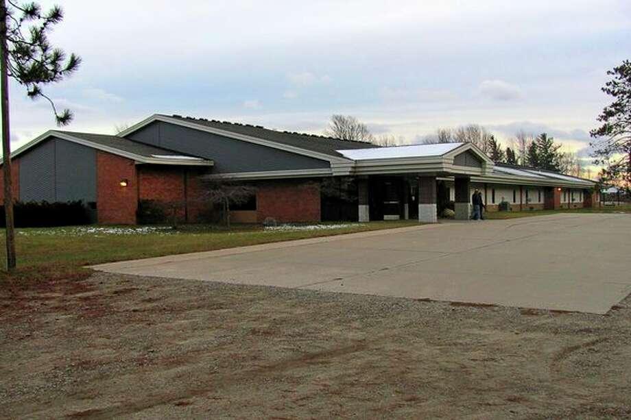New Hope Village is in the process of remodeling the former Hillside Elementary School into a shelter for the homeless (John Kennett/jkennett@mdn.net