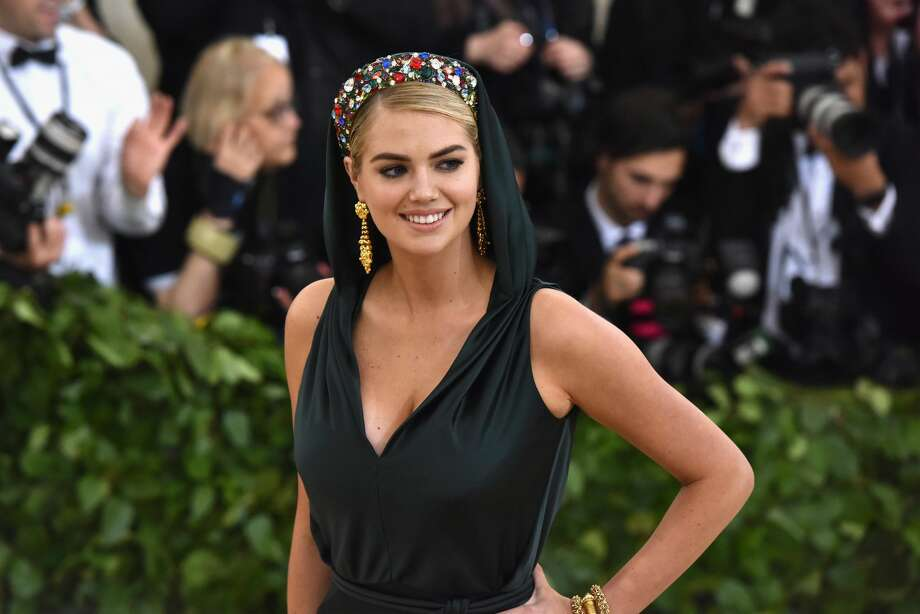 Kate Upton showed her support for James Harden and the Houston Rockets by a throwback commerical featuring Harden, Upton and Kevin Durant on her Instagram.  >> See reasons to love Kate Upton. Photo: Sean Zanni/Patrick McMullan Via Getty Images