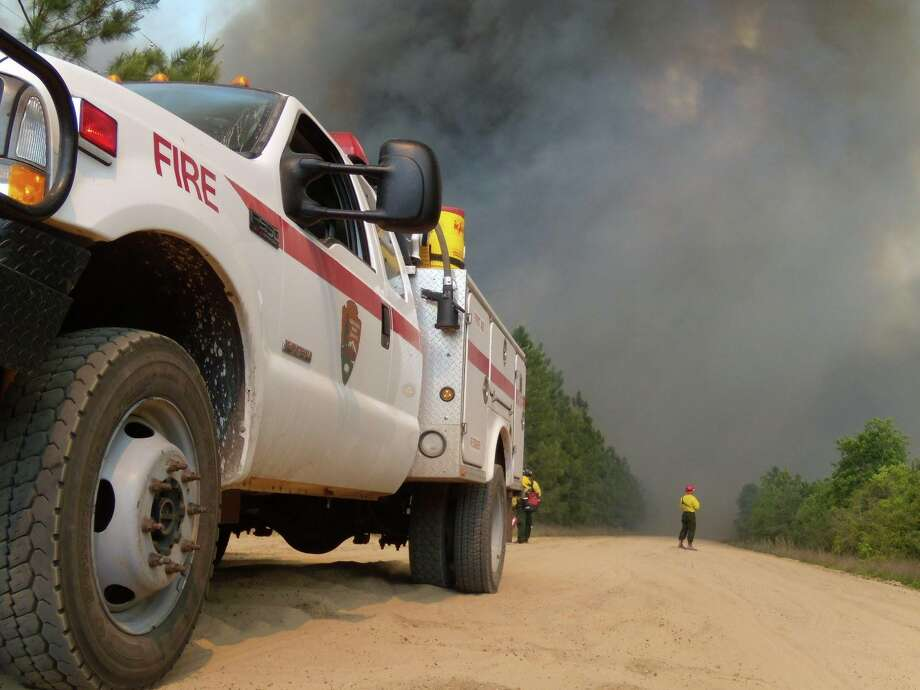 Hardin County residents may see smoke in the area Tuesday, May 8, as the Big Thicket National Preserve conducts a prescribed burn on FM 420 just north of Kountze.