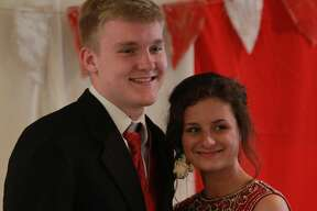 North Huron students shine at prom