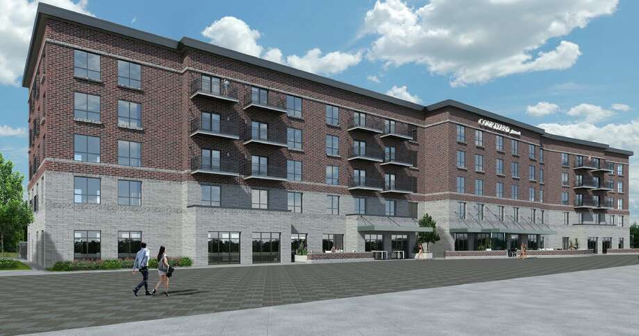 Hotel Development Services is developing a Courtyard by Marriott hotel in the Redemption Square lifestyle district of Generation Park. Completion of the 5-story, 144 room hotel is planned in 2019. Photo: McCord Development
