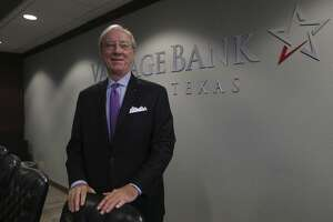 "The Collins family of McAllen now owns all of San Antonio's Vantage Bank Texas after acquiring the minority shares. Guy Bodine, the bank's chairman, CEO and president, said the deal represented a ""fair price"" to minority shareholders."