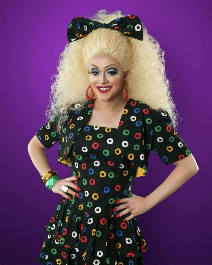 """Paige Turner will star in""""Drag Me To The Top!"""" at 8 p.m. May 12 at The Milford Arts Center, 40 Railroad Ave., Milford. Photo: Contributed"""