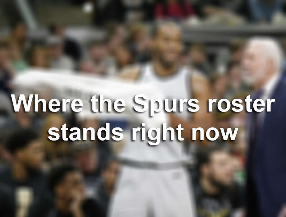 Here is a look at what to expect this offseason from the likes of Kawhi Leonard, Manu Ginobili, Tony Parker and others. Photo: FILE