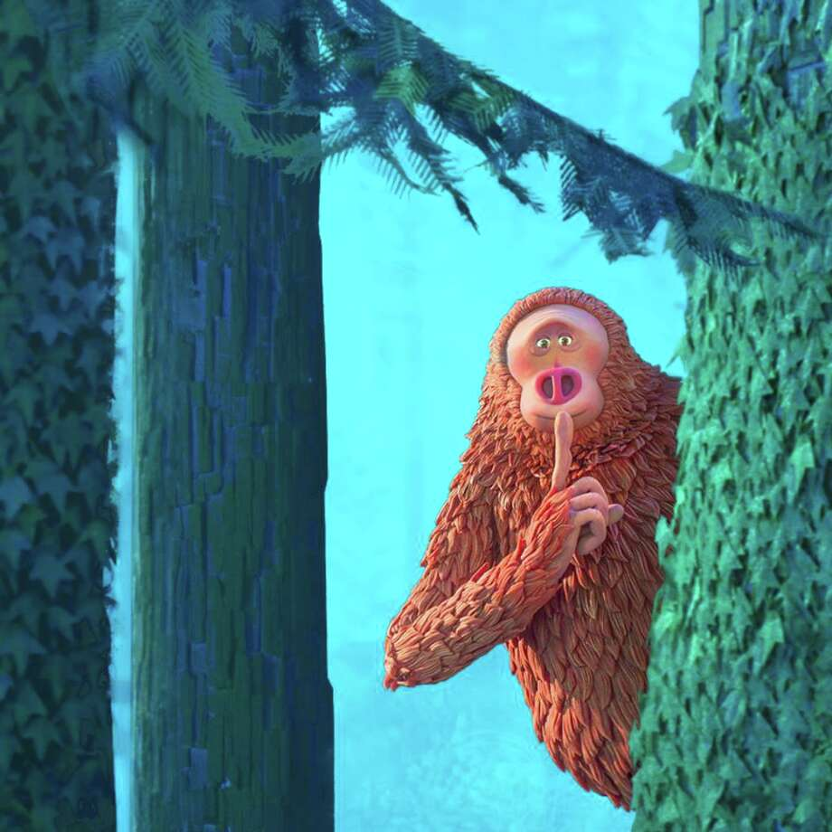 """""""Missing Link"""" will be a """"rip-roaring comedy adventure"""" through the Pacific Northwest, says Laika. Photo: Courtesy Of Laika"""