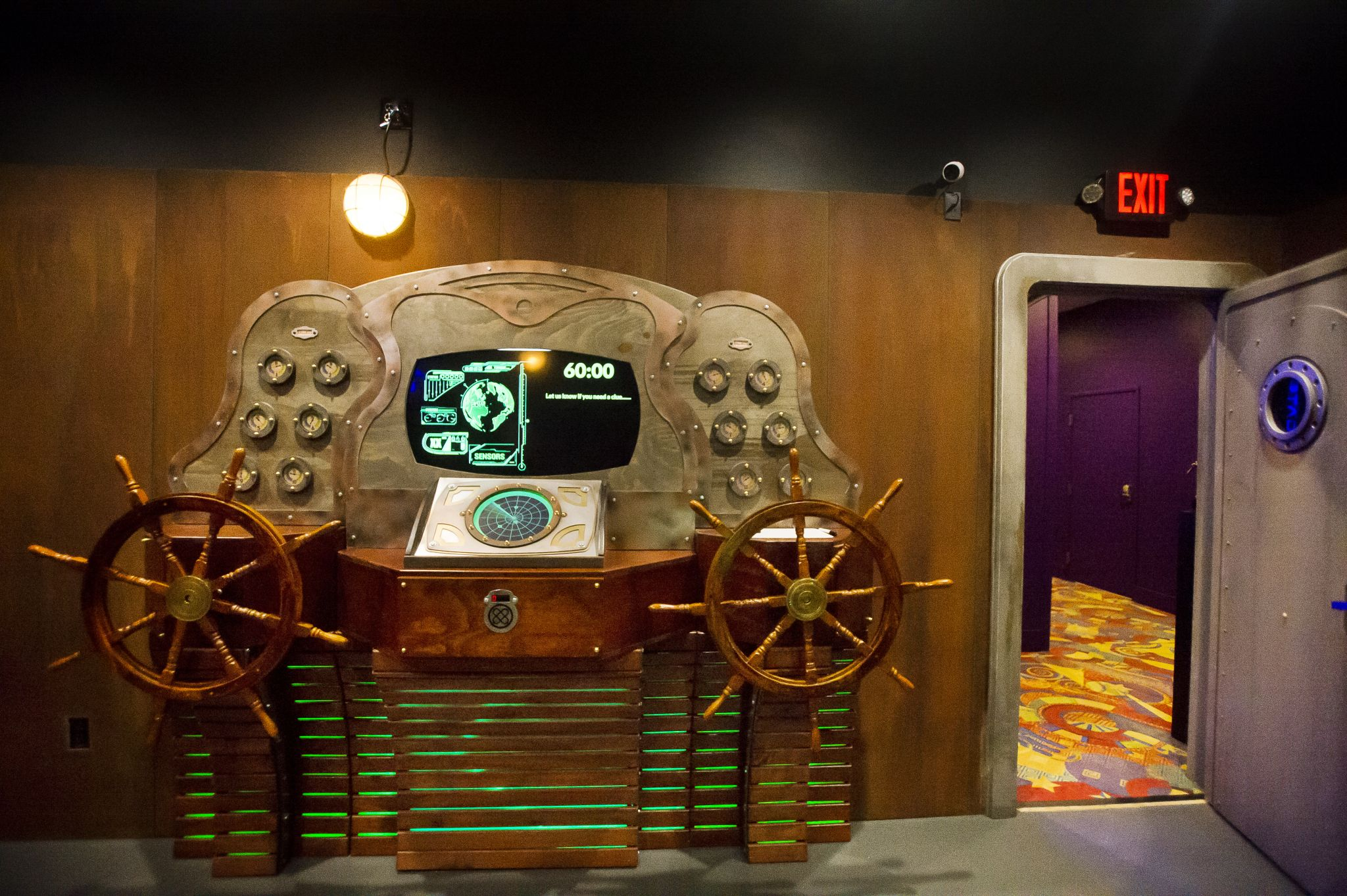 Escape Rooms And Virtual Reality Gaming At Valley Lanes