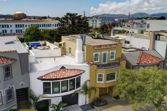3621 Scott St. in the Marina District is a four-bedroom available for $4.475 million.