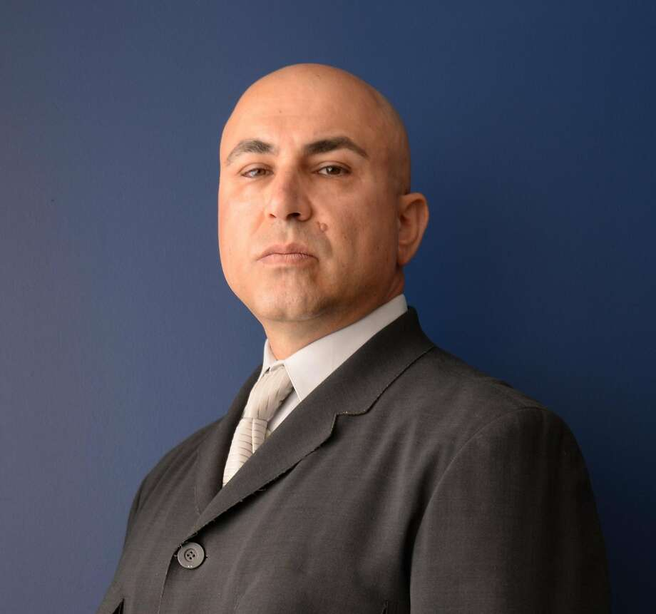 Nabil Haidar, a San Jose police officer who's been on the force since 1996, said that he has been discriminated against based on his race, religion and national origin. Photo: Stephanie Wickizer