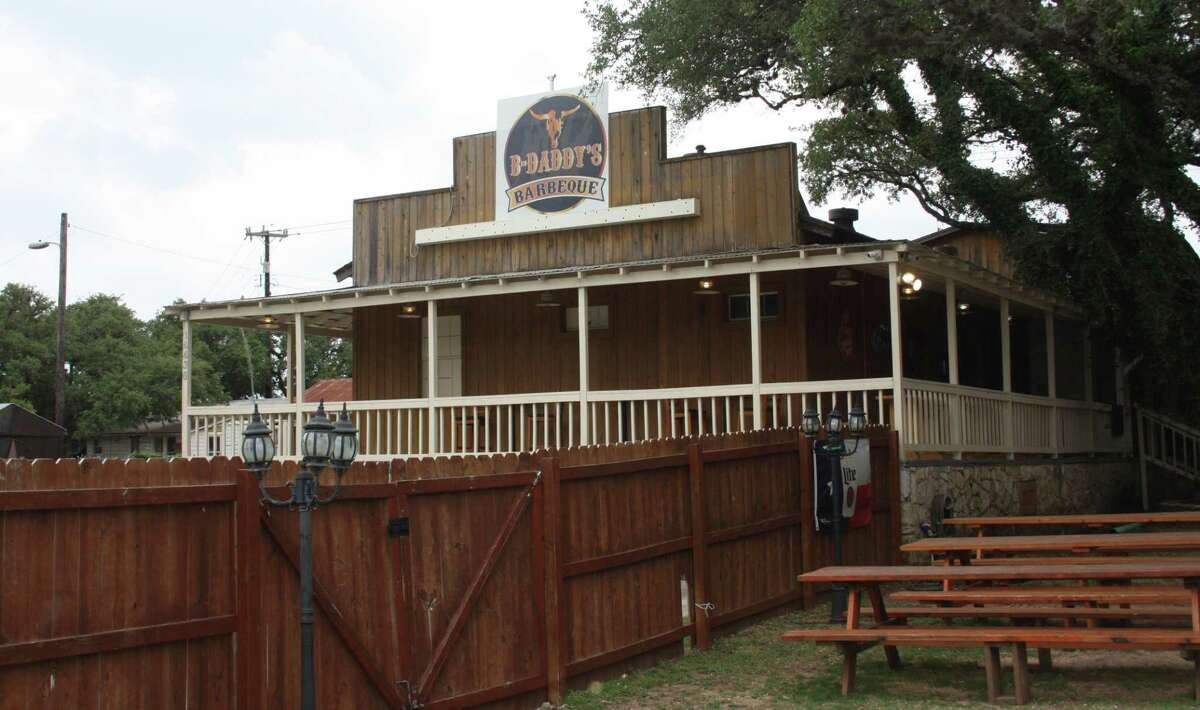 B-Daddy's Barbeque started as a mobile operation 2012, but now operates full-time at 14436 Old Bandera Road in Helotes.