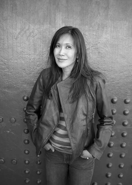 Donna J. Wan was drawn to sites where people jumped. Photo: Courtesy Donna J. Wan