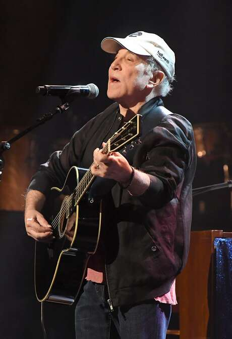 Paul Simon comes to Oracle Arena on Friday, May 25. Photo: Dave Kotinsky / Getty Images For Brooks Brothers