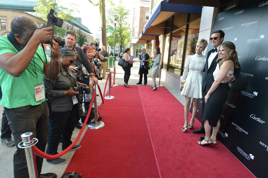 Tickets are now on sale for the Greenwich International Film Festival, which runs from May 31 to June 3. Here is the scene at festival's Changemaker Honoree Gala at last year's event. Photo: File / Alex Von Kleydorff / Hearst Connecticut Media / Norwalk Hour