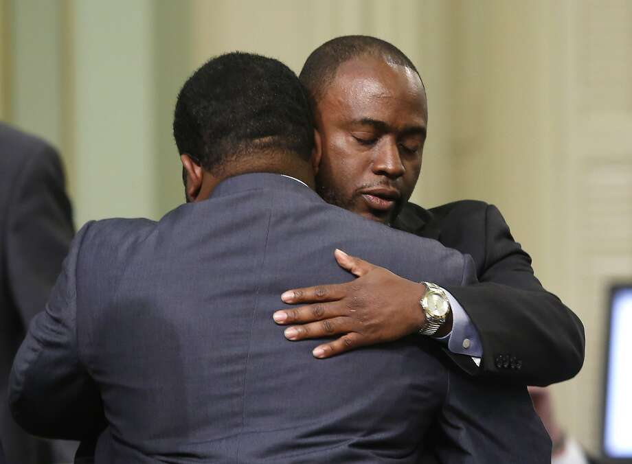 Tony Thurmond has served in several political posts — as an assemblyman, city councilman and school board member. Photo: Rich Pedroncelli / Associated Press 2016