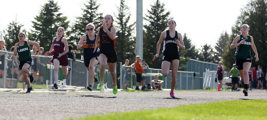 Laker Rotary Track Invitational 2018 Photo: Paul P. Adams/Huron Daily Tribune