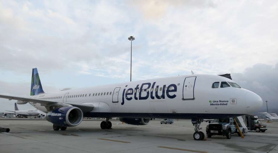 JetBlue is the latest in a string of airlines to tighten its rules around passengers bringing support animals onto planes Photo: Chris McGinnis