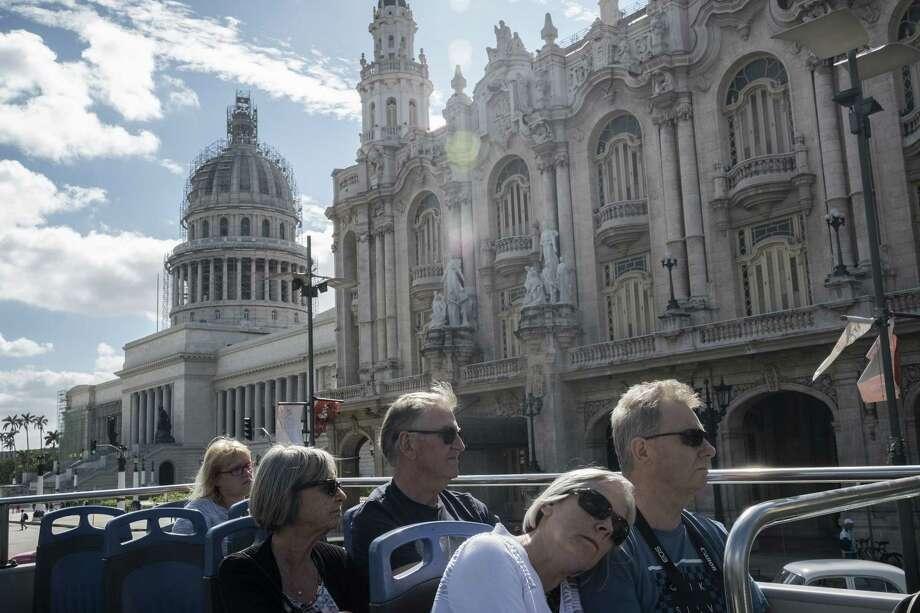 Capital Region Chamber S Cuba Trip Abruptly Canceled Times