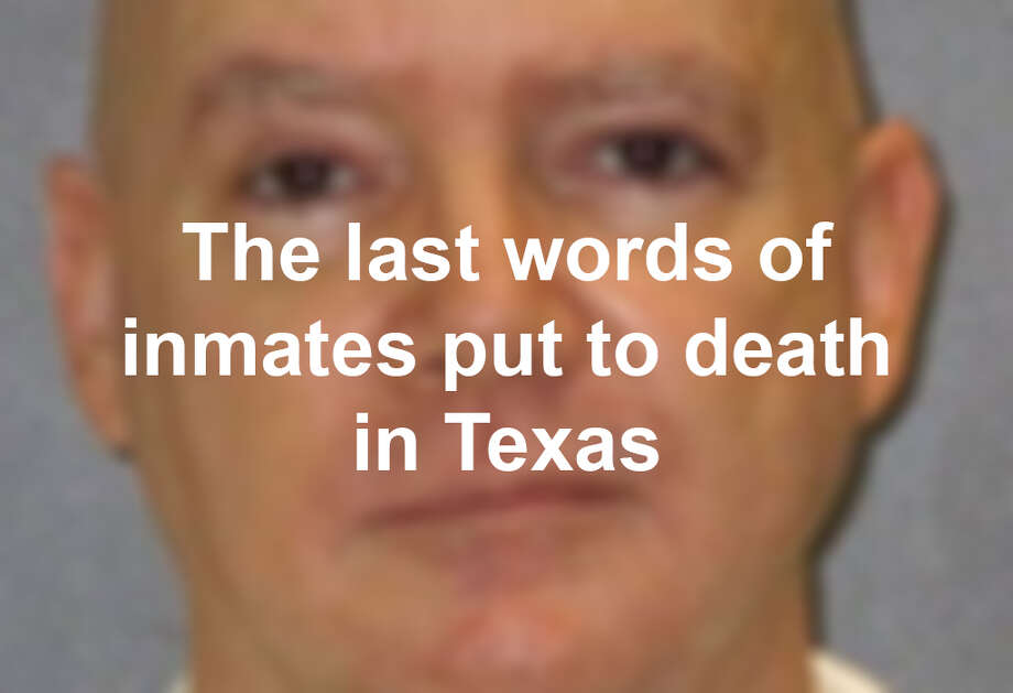 >> See the Texas death row inmates who have been executed so far in 2018... Photo: TX Corrections