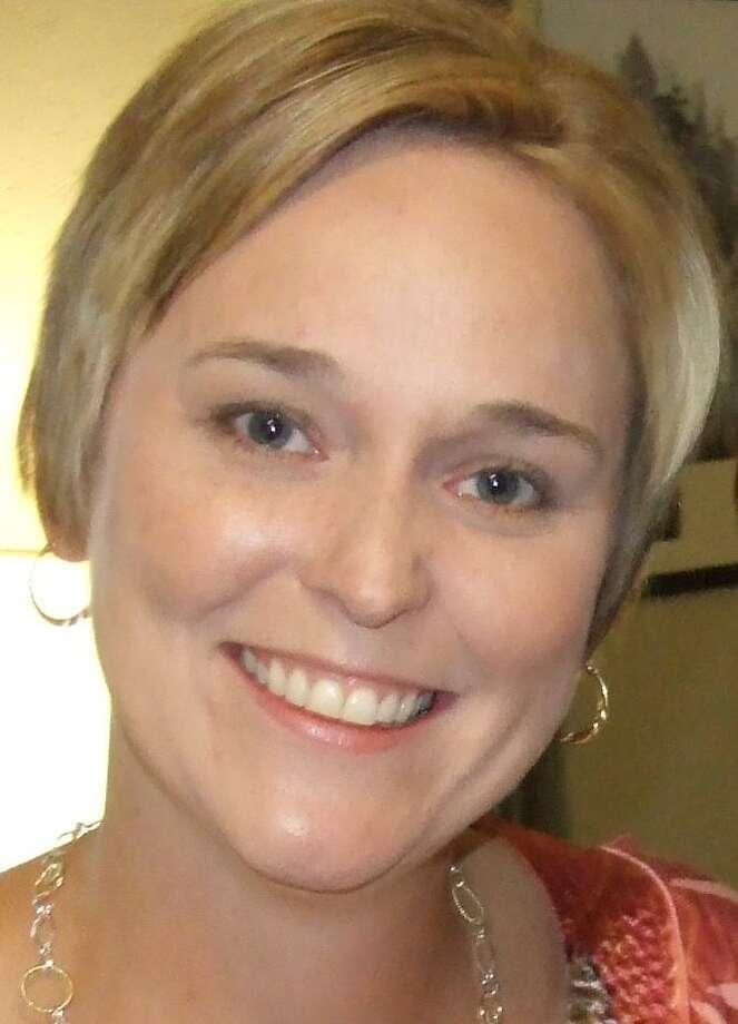 Natalia Bausback, president of LPGA Women Who Play's Albany Capital Region chapter.