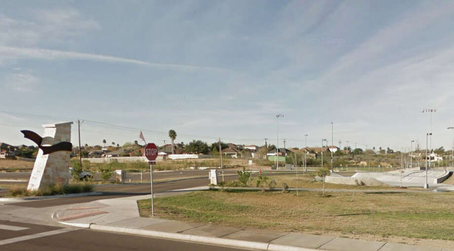 A group of teens allegedly started fires near Independence Hills Park on Monday evening. Photo: Google Maps