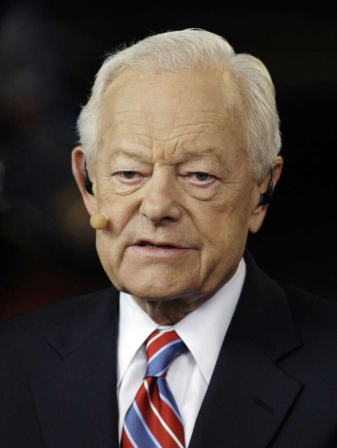 Schieffer Photo: Paul Sancya / AP / AP