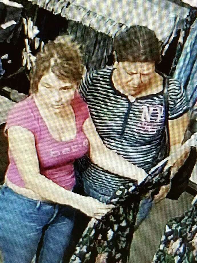 Detectives are highlighting a trio of women for the purposes of identification after being seen shoplifting from a local store. Photo: Laredo Police Department