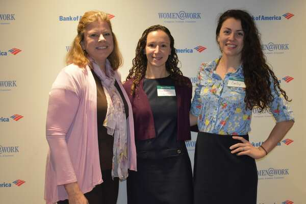 Were you seen at the May Changemaker breakfast with Nancy Martin, owner of Nancy Martin Consulting and former manager of technical development at GE Global Research, on May 9 at the Hearst Media Center? 