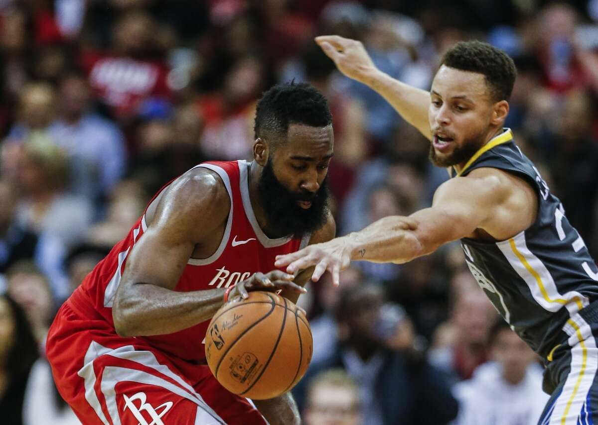 Like Curry, Rockets superstar James Harden has a numerous nicknames in China: He's best known as