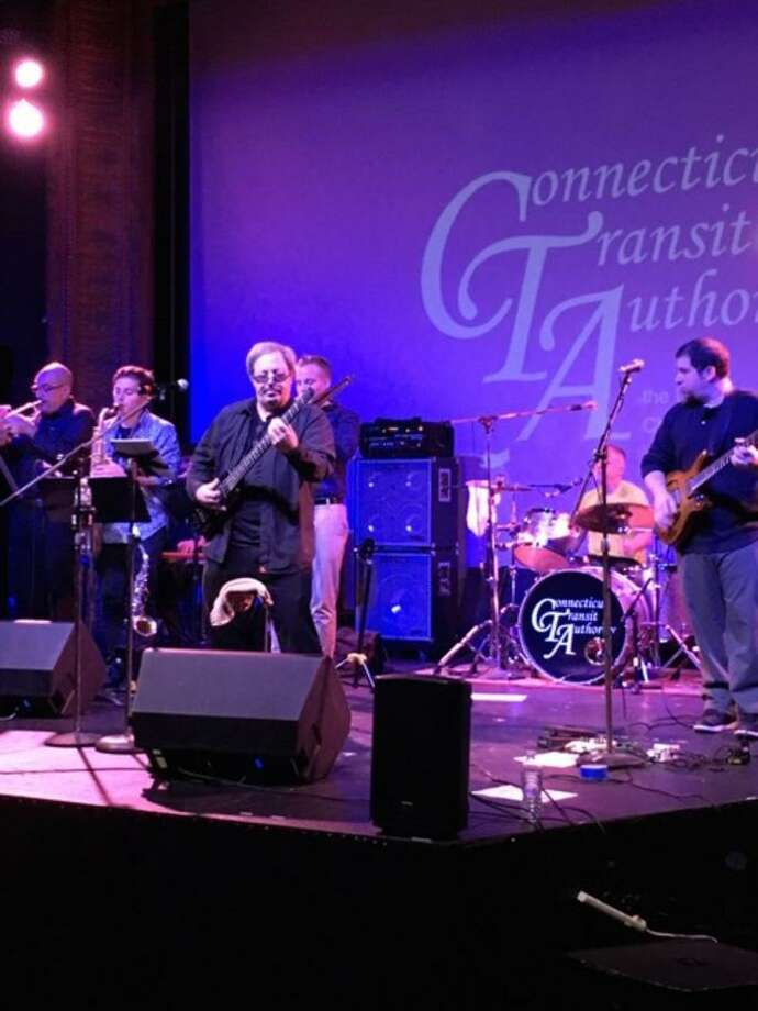 The Chicago tribute band, Connecticut Transit Authority, will perform at the Bijou Theatre in Bridgeport on May 12. Photo: CTA / Contributed Photo