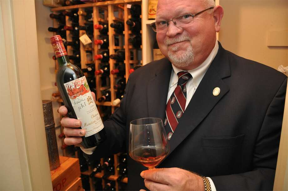 Wine expert Guy Stout will be a part of Wine and Food Week in The Woodlands in June.