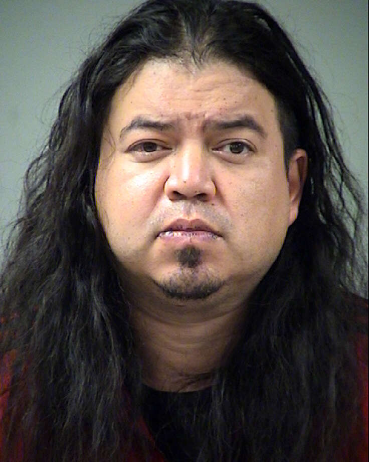 Richard Guerra was arrested on suspicion of driving while intoxicated on April 28, 2018. Photo: Bexar County Jail