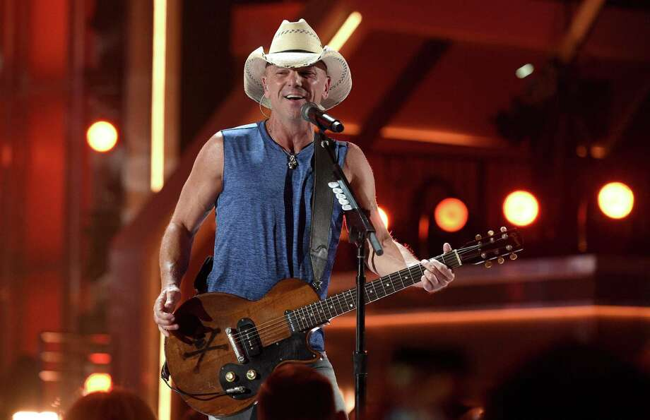 Kenny Chesney Photo: Chris Pizzello, INVL / Associated Press / Invision