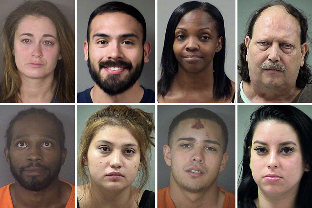 Almost 60 people were arrested in Bexar County on felony drunk driving charges in April 2018, documents obtained by mySA.com show. Here are their mugshots.