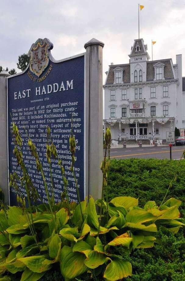 East Haddam Photo: File Photo
