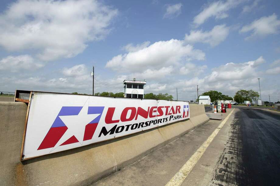 A general view of the Lonestar Motorsports Park track and tower at Hennessey Performance. Photo: John Glaser, Freelance / For The Chronicle / Houston Chronicle