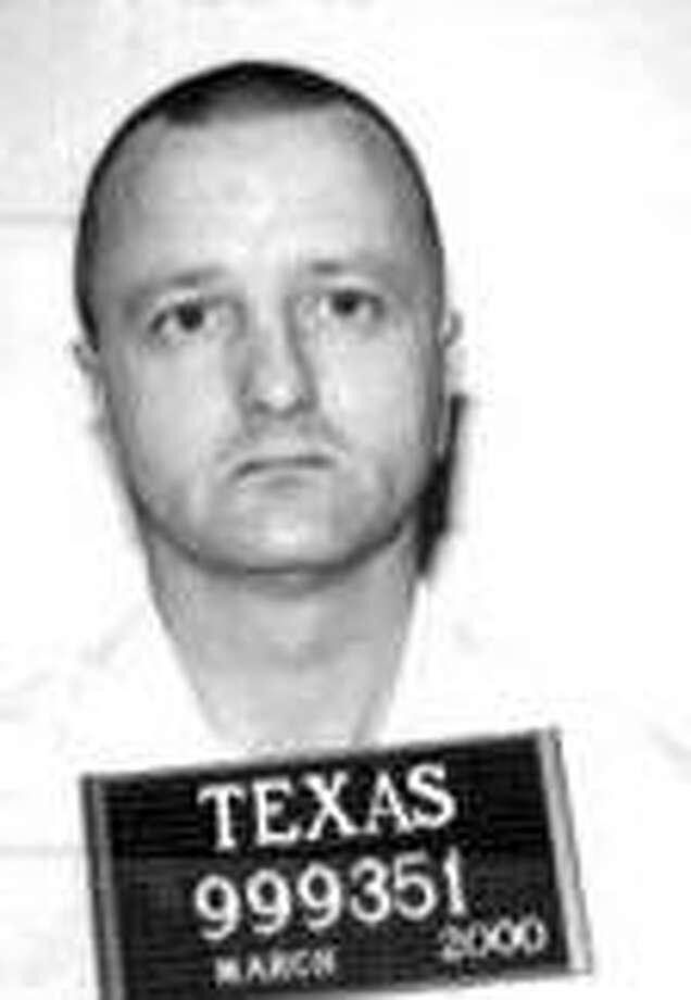 Troy Clark is on Texas death row. Photo: TDCJ